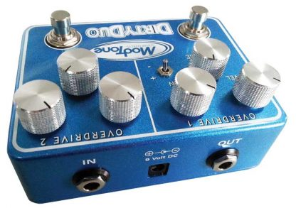 Modtone Dirty Duo Overdrive MT-DUO